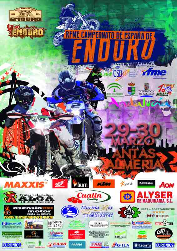 ENDURO 2014