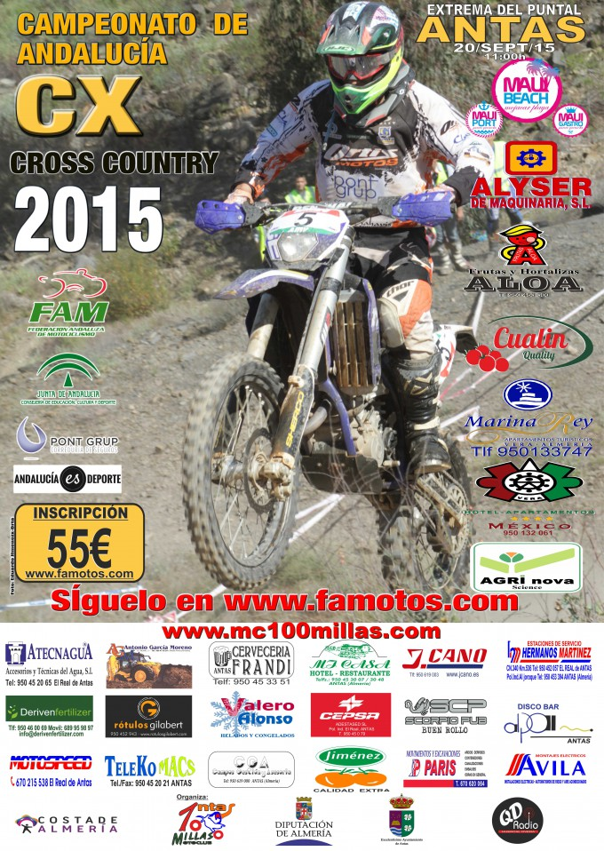 CARTEL CROSS COUNTRY 2015 web